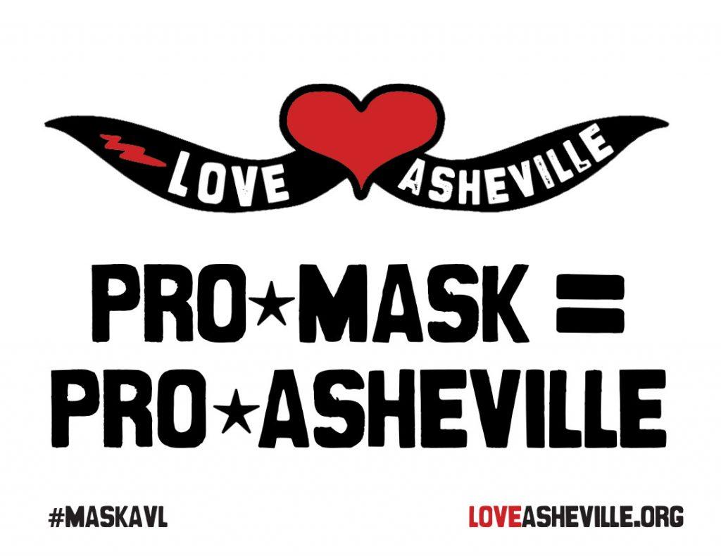 Pro Mask = Pro Asheville