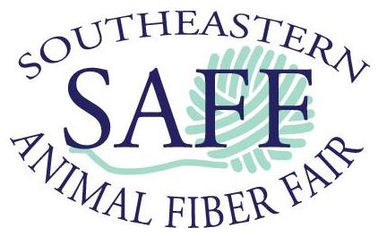 SAFF Fiber Festival logo